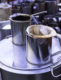 Cafetaria antiga Fotografia de Stock Royalty Free