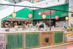 Cafetaria de Nam Nam Vietnamese fotografia de stock royalty free