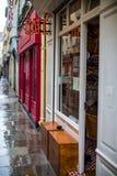 Cafetaria de Paris fotos de stock