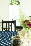 Cafetaria do vintage Fotografia de Stock Royalty Free