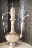 Cafeteira oriental antiga Imagem de Stock