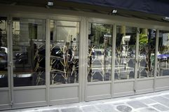 Cafetería Imagenes de archivo