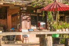 Cafetería en la colina lifestyle Vida simple fotos de archivo libres de regalías