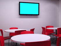 Cafeteria. Royalty Free Stock Images