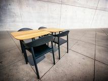 cafeteria Lizenzfreies Stockfoto