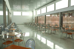 Cafeteria Royalty Free Stock Image