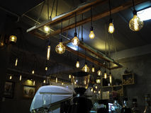 Cafeteria royaltyfri fotografi