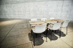 Cafeteria Royalty Free Stock Images