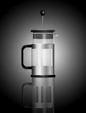 Cafetiere. Stock Photos