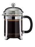 Cafetiere of Black Coffee Royalty Free Stock Photo