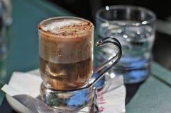 Caffè marocchino Royaltyfri Bild