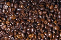 Caffè ароматности кофейных зерен Стоковые Фотографии RF