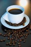 Caffè 4 Fotografie Stock Libere da Diritti