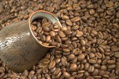 Caffè. Fotografia Stock