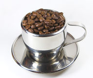 Caffè. Fotografia Stock Libera da Diritti