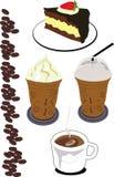 caffè 37 Fotografie Stock