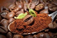 Caffè arabo Fotografia Stock Libera da Diritti