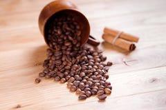 Caffè arrostito Immagine Stock Libera da Diritti
