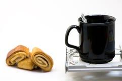 Caffè attendente Fotografia Stock Libera da Diritti
