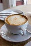 Caffè in caffè Immagine Stock Libera da Diritti