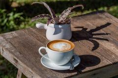 Caffè caldo Immagini Stock