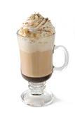 Caffè caldo del Mocha del caffè Fotografia Stock