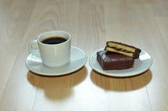 Caffè & Cskr Fotografie Stock Libere da Diritti