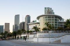Caffè cubano dei bonghi a Miami Fotografia Stock Libera da Diritti