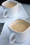 Caffè cubano del caffè fotografia stock