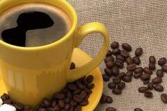 Caffè cup8.jpg Fotografia Stock Libera da Diritti