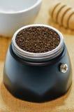 Caffè d'orzo Immagini Stock