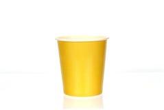 Caffè da portar via in termo tazza immagine stock libera da diritti