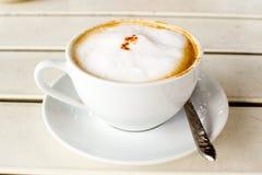 Caffè dei cappuccini Immagini Stock Libere da Diritti