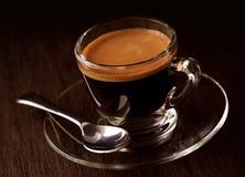 Caffè del caffè espresso Fotografia Stock