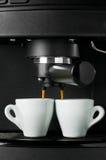 Caffè del caffè espresso Immagini Stock