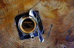 Caffè del caffè espresso Immagine Stock Libera da Diritti