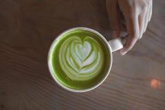 Caffè del dolce Immagine Stock