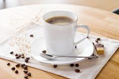 Caffè del tè di pomeriggio Immagini Stock Libere da Diritti