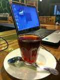 Caffè dell'arabica Fotografia Stock