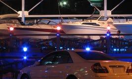 Caffè della barca di velocità immagini stock