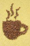 Caffè della tazza Fotografie Stock Libere da Diritti