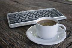 Caffè della tazza Fotografia Stock Libera da Diritti