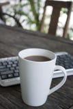 Caffè della tazza Immagini Stock Libere da Diritti