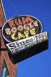 Caffè di boogie del rum Fotografia Stock Libera da Diritti