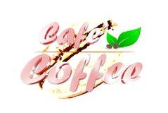 Caffè di Cafe Fotografia Stock