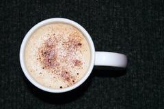 Caffè di Cappucino Fotografie Stock Libere da Diritti