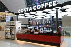 Caffè di Costa Coffee Fotografie Stock