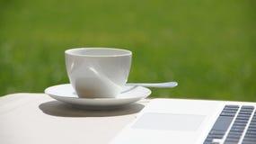 Caffè di domenica Immagine Stock Libera da Diritti