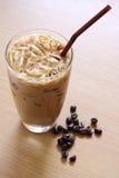 Caffè di ghiaccio Immagini Stock Libere da Diritti