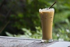 Caffè di Lce Fotografia Stock Libera da Diritti